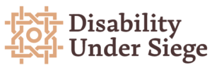 disability under siege logo